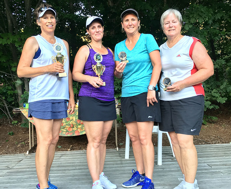 2017 Men's and Women's Club Doubles Championships